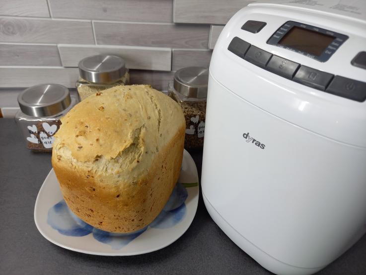 Dyras kenyérsütő